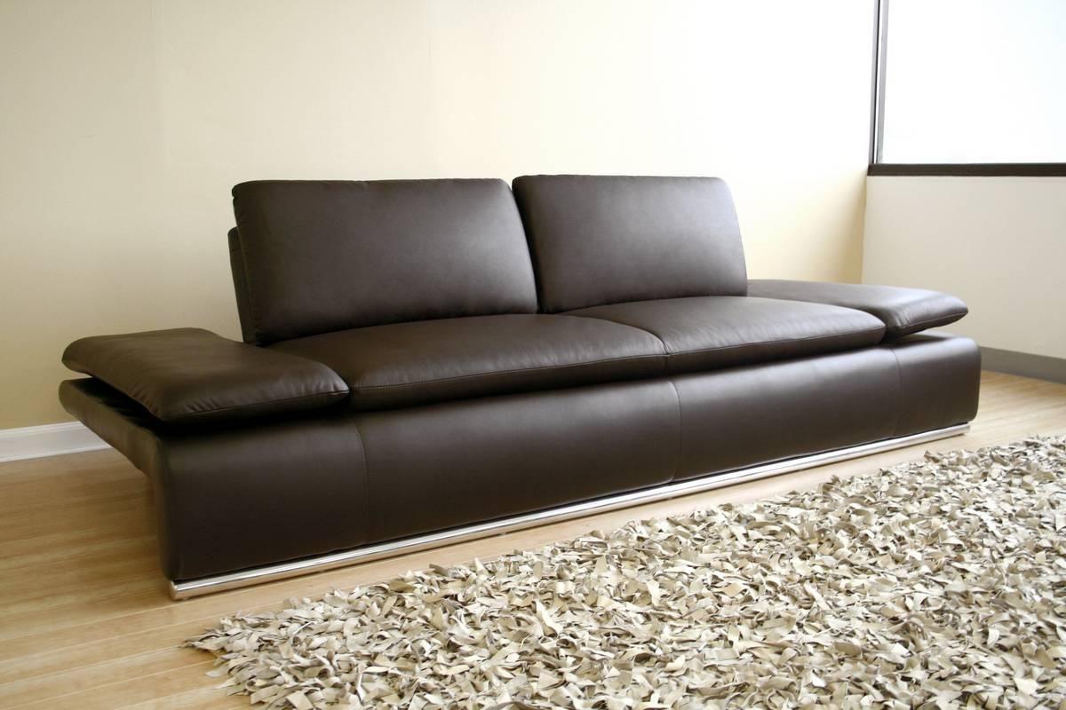 Leather Couch Ideas 20 Best Contemporary Brown Leather Sofas Sofa Ideas