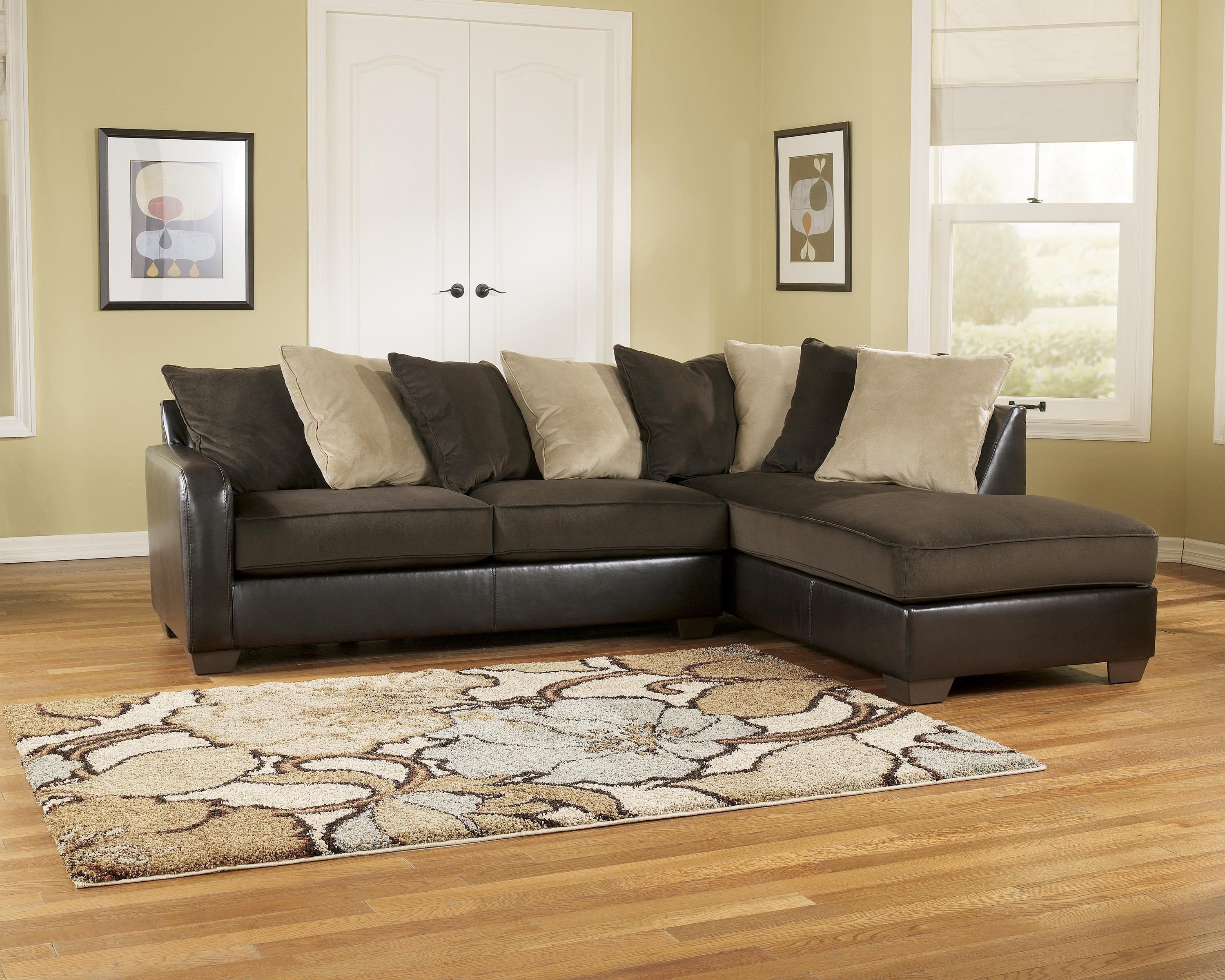 Sofa Setup Ideas 20 Best Ideas Ashley Furniture Brown Corduroy Sectional