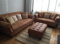 20 Ideas of Caramel Leather Sofas   Sofa Ideas