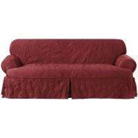 T Cushion Slipcovers For Large Sofas Surprising Surefit ...