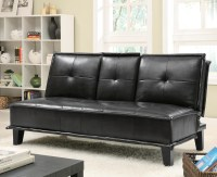 20 Ideas of Black Vinyl Sofas | Sofa Ideas