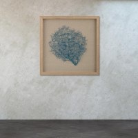 20 Collection of Turquoise and Brown Wall Art | Wall Art Ideas