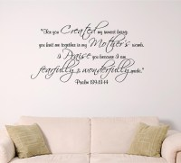 20 Inspirations Nursery Bible Verses Wall Decals | Wall ...