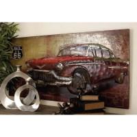 20 Best Classic Car Wall Art | Wall Art Ideas