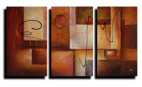 20 Best Collection of Abstract Canvas Wall Art   Wall Art ...