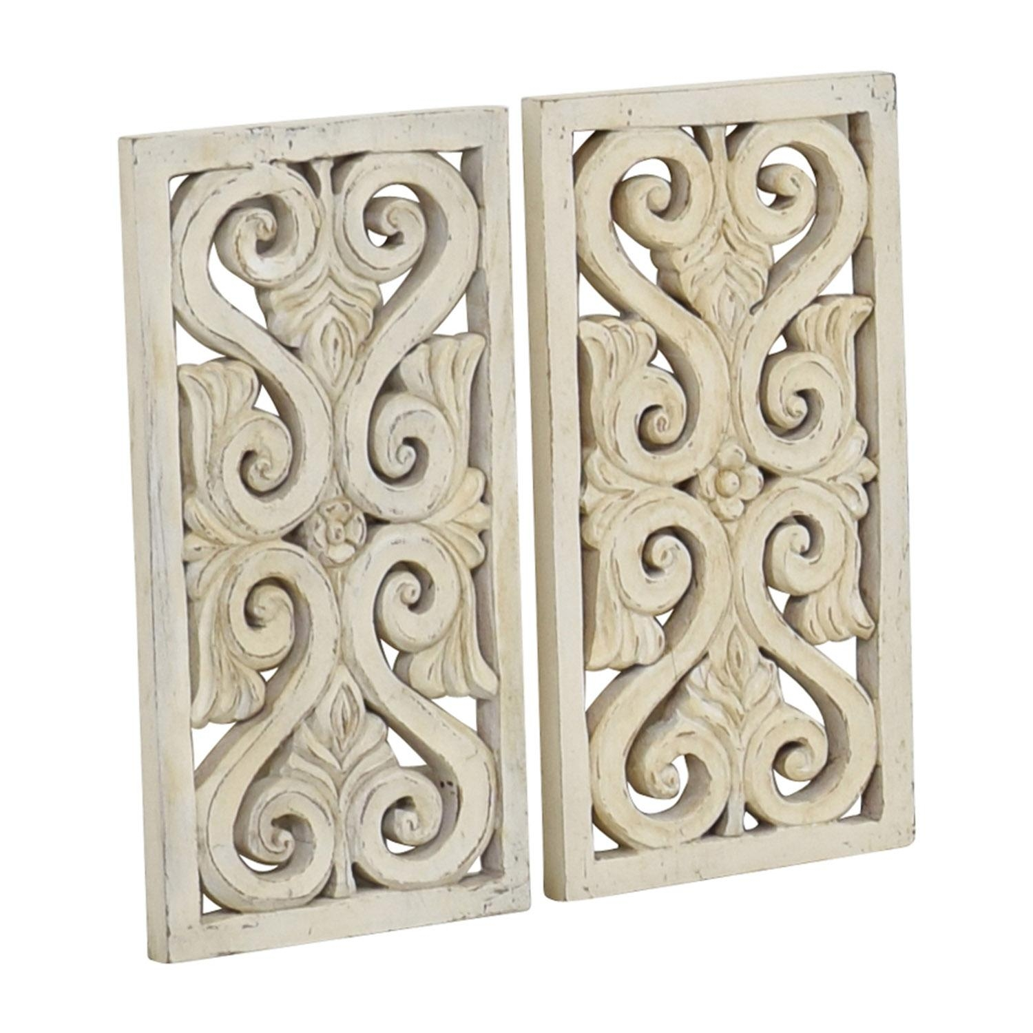 Wood Decorative Wall Art 20 Best Ideas White Wooden Wall Art Wall Art Ideas