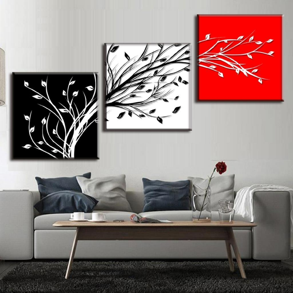 Framed Wall Art Sets Of 3 20 Best Collection Of Black And White Framed Wall Art