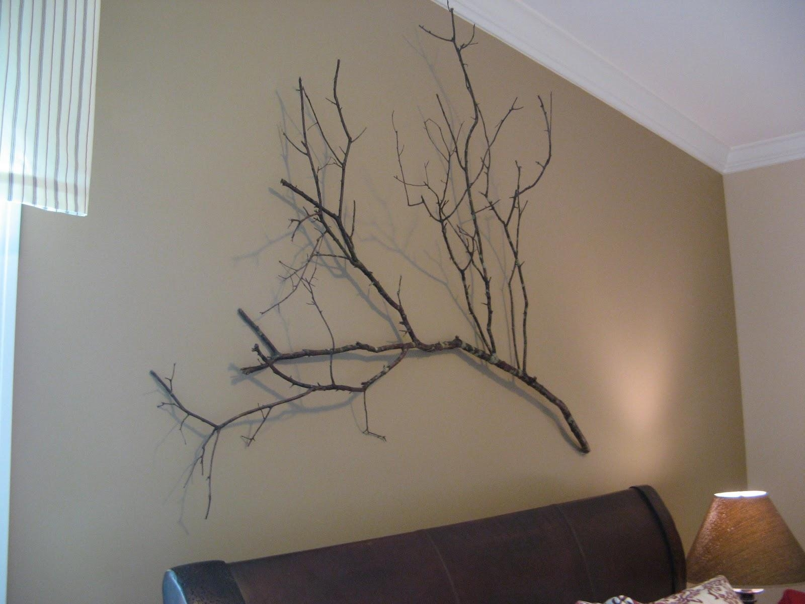 Décoration Murale Branches 20 Inspirations Metal Wall Art Trees And Branches Wall