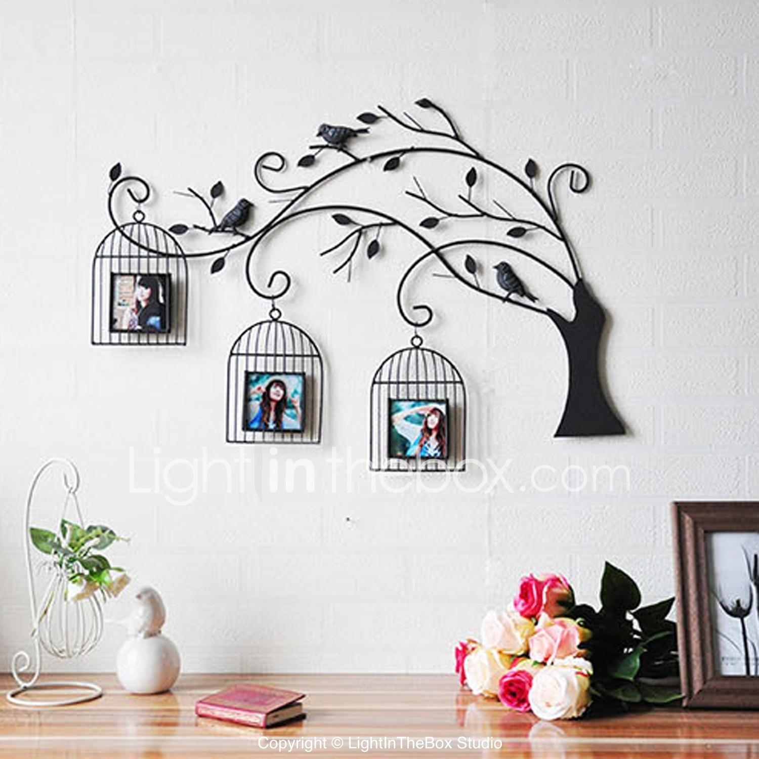 Decoracion De Paredes Con Cuadros 20 Photos Flying Birds Metal Wall Art Wall Art Ideas