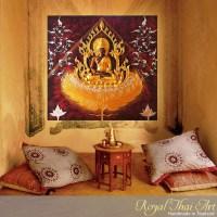 20 Best Collection of Buddha Wood Wall Art | Wall Art Ideas