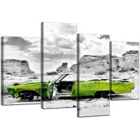 20 Photos Green Canvas Wall Art | Wall Art Ideas