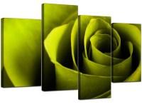 20 Ideas of Lime Green Wall Art | Wall Art Ideas