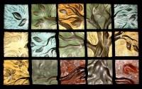 20+ Choices of Ceramic Tile Wall Art | Wall Art Ideas