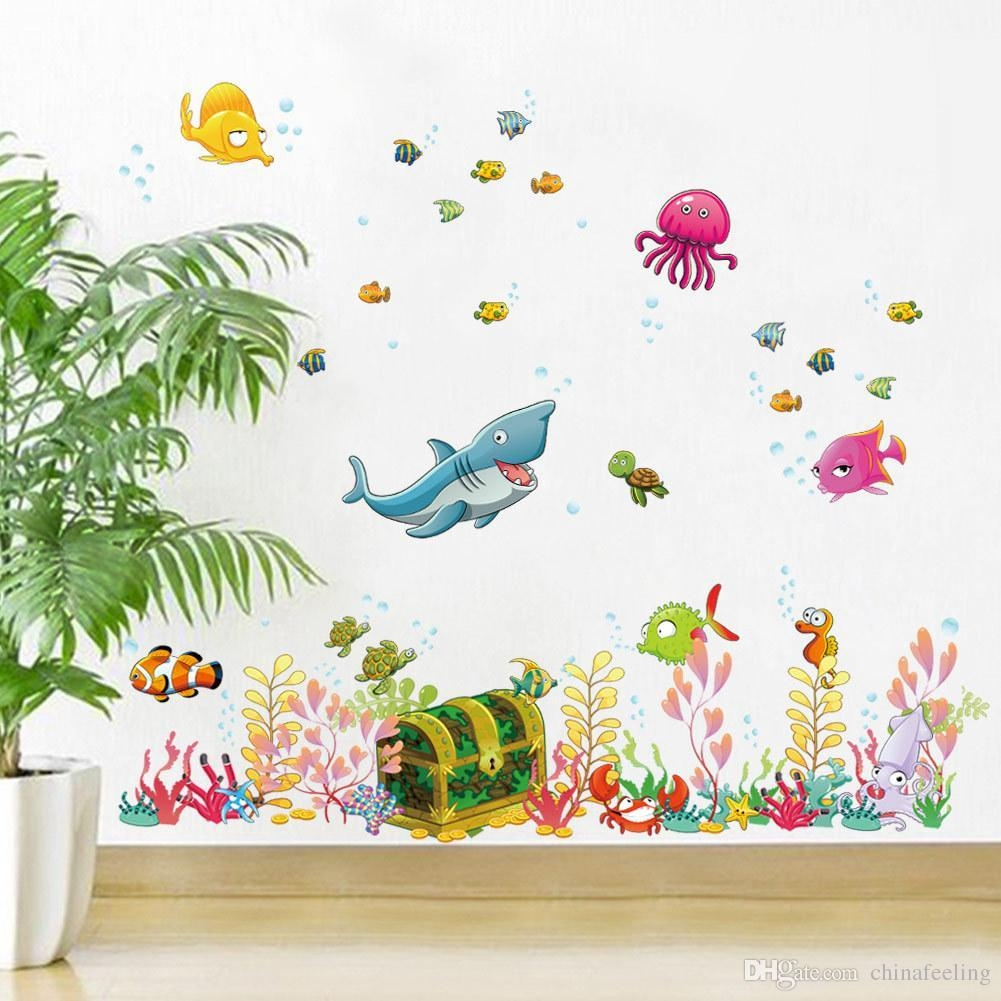 20+ Choices of Wall Art Stickers for Childrens Rooms