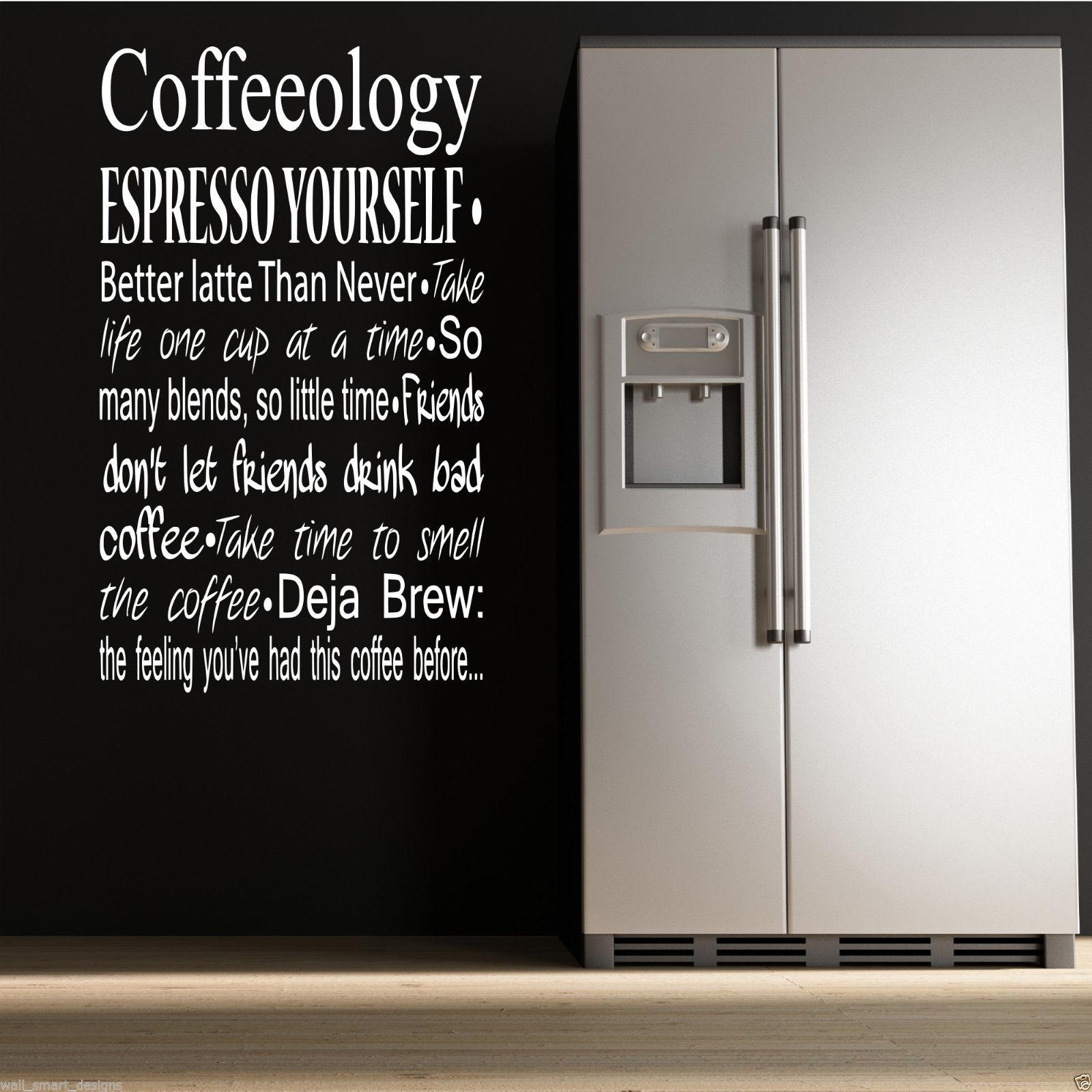 Coffee Latte Art Quotes 20 Best Collection Of Cafe Latte Kitchen Wall Art Wall
