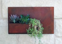 Contemporary Garden Wall Art