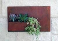 Contemporary Garden Wall Art - Elitflat