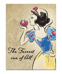 20 Top Disney Princess Wall Art | Wall Art Ideas