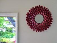 20 Top Diy Mirror Wall Art | Wall Art Ideas