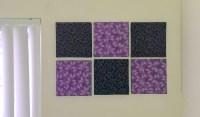20 Best Fabric Canvas Wall Art   Wall Art Ideas