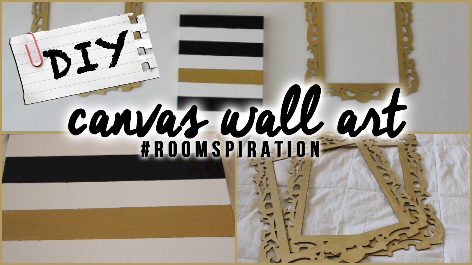 Diy Canvas Wall Art Quotes 20 Ideas Of Diy Canvas Wall Art Quotes Wall Art Ideas