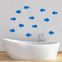 Fish Wall Decals - talentneeds.com