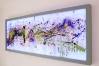 20 Photos Modern Glass Wall Art | Wall Art Ideas