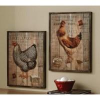 20 Best Ideas Metal Rooster Wall Decor | Wall Art Ideas