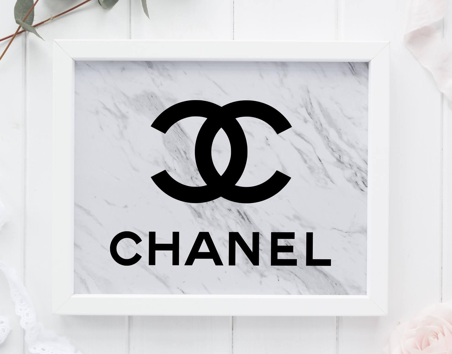 Tumblr Room Wall Decor 20 43 Choices Of Coco Chanel Wall Decals Wall Art Ideas