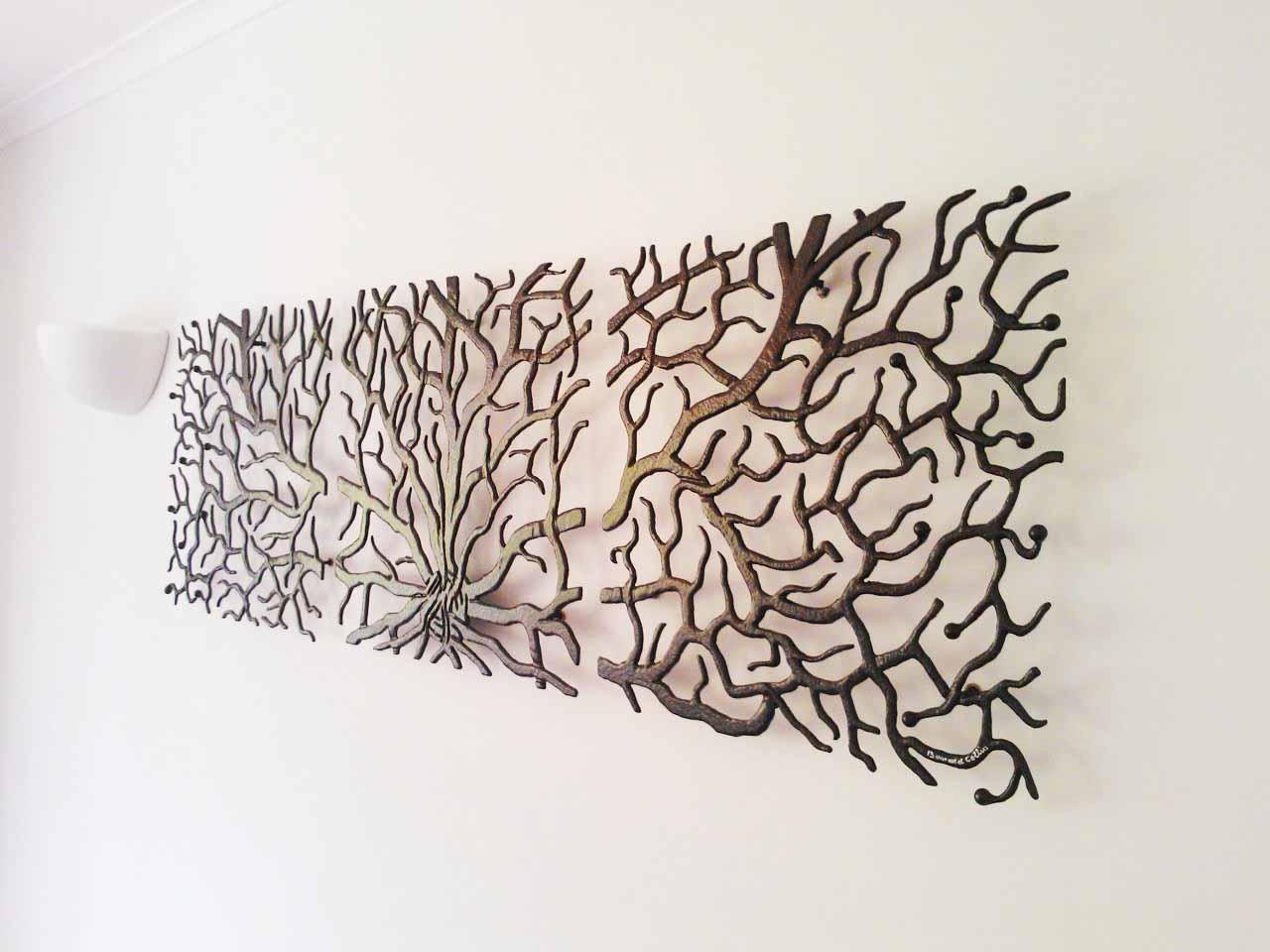 20 Choices Of Metal Wall Art For Bathroom Wall Art Ideas