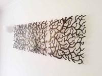 20+ Choices of Metal Wall Art for Bathroom | Wall Art Ideas