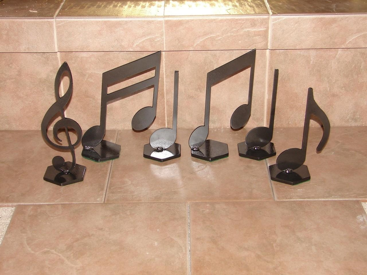 Music Notes Metal Wall Art 20 43 Choices Of Metal Music Wall Art Wall Art Ideas