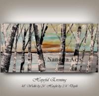 20 Collection of Aspen Tree Wall Art | Wall Art Ideas