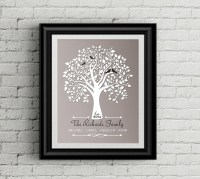 20 Inspirations Personalized Family Wall Art