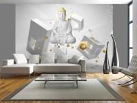 20 Inspirations Optical Illusion Wall Art   Wall Art Ideas