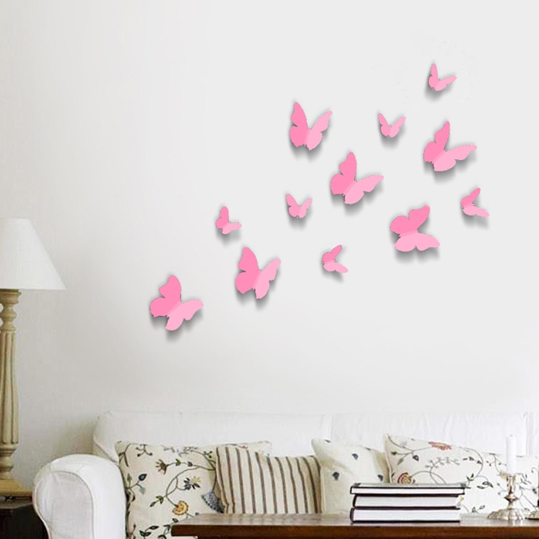 Wall Art Stickers Butterflies Kamos Sticker