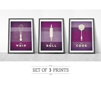 20 Top Aubergine Wall Art | Wall Art Ideas