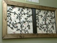 20 Photos Wrought Iron Tree Wall Art