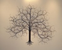 20 Inspirations Metal Wall Art Trees and Branches | Wall ...