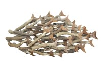 20 Collection of Stainless Steel Fish Wall Art | Wall Art ...