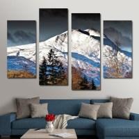 2018 Latest Multiple Canvas Wall Art | Wall Art Ideas