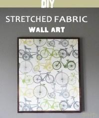 20+ Choices of Framed Fabric Wall Art
