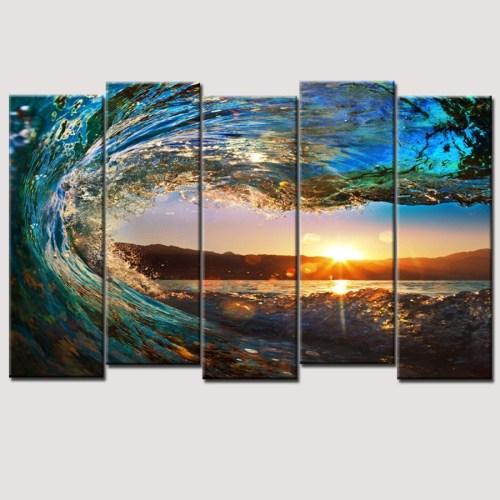 Medium Of Large Canvas Art