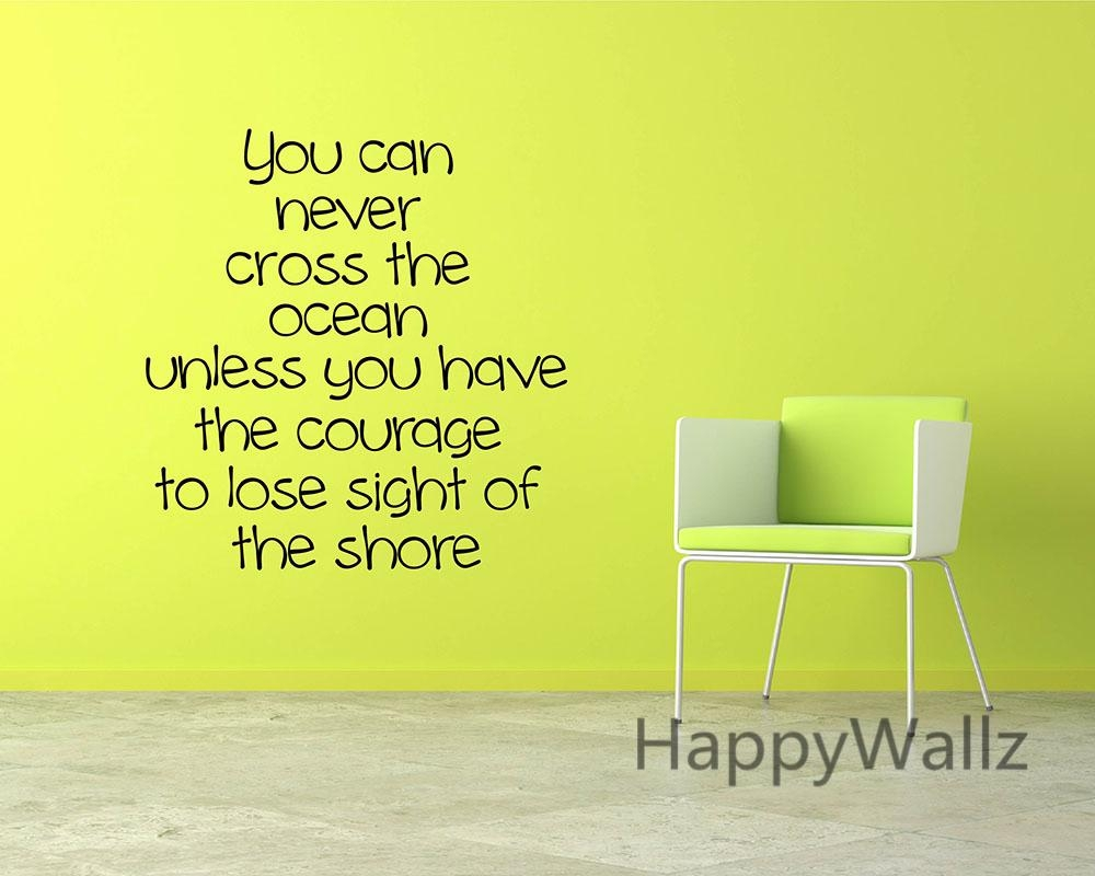 Inspirational Sports Quotes Wall Decals - Elitflat