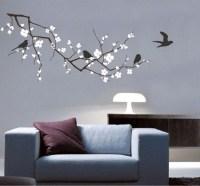 20 Collection of Vinyl Wall Art Tree | Wall Art Ideas