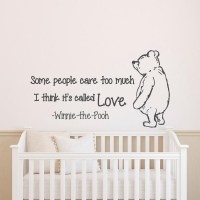20 Inspirations Winnie the Pooh Nursery Quotes Wall Art ...
