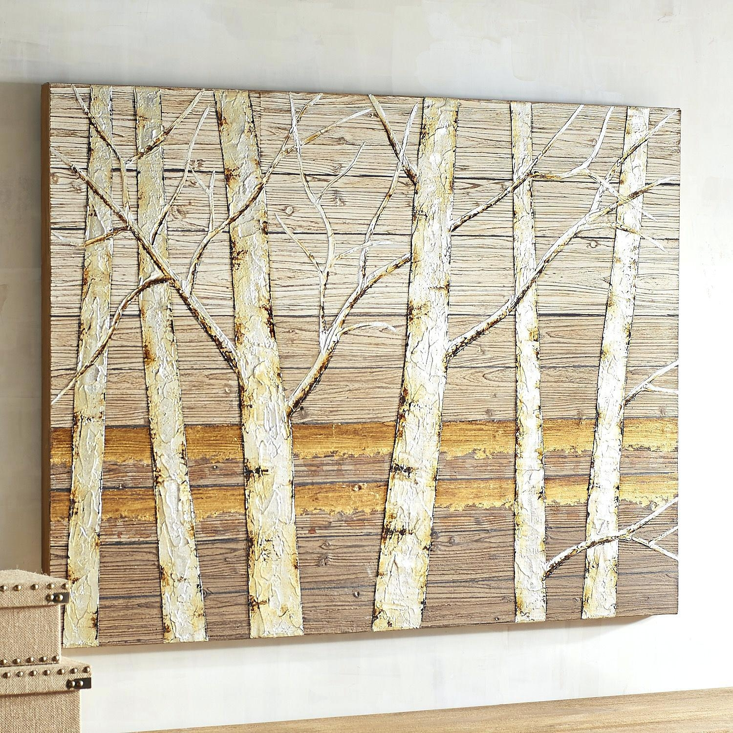 Wood Tree Wall Decor 20 Inspirations Metal Wall Art Trees And Branches Wall