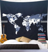 20 Best Atlas Wall Art | Wall Art Ideas
