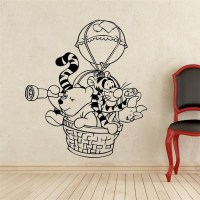 20 Best Collection of Winnie the Pooh Vinyl Wall Art ...