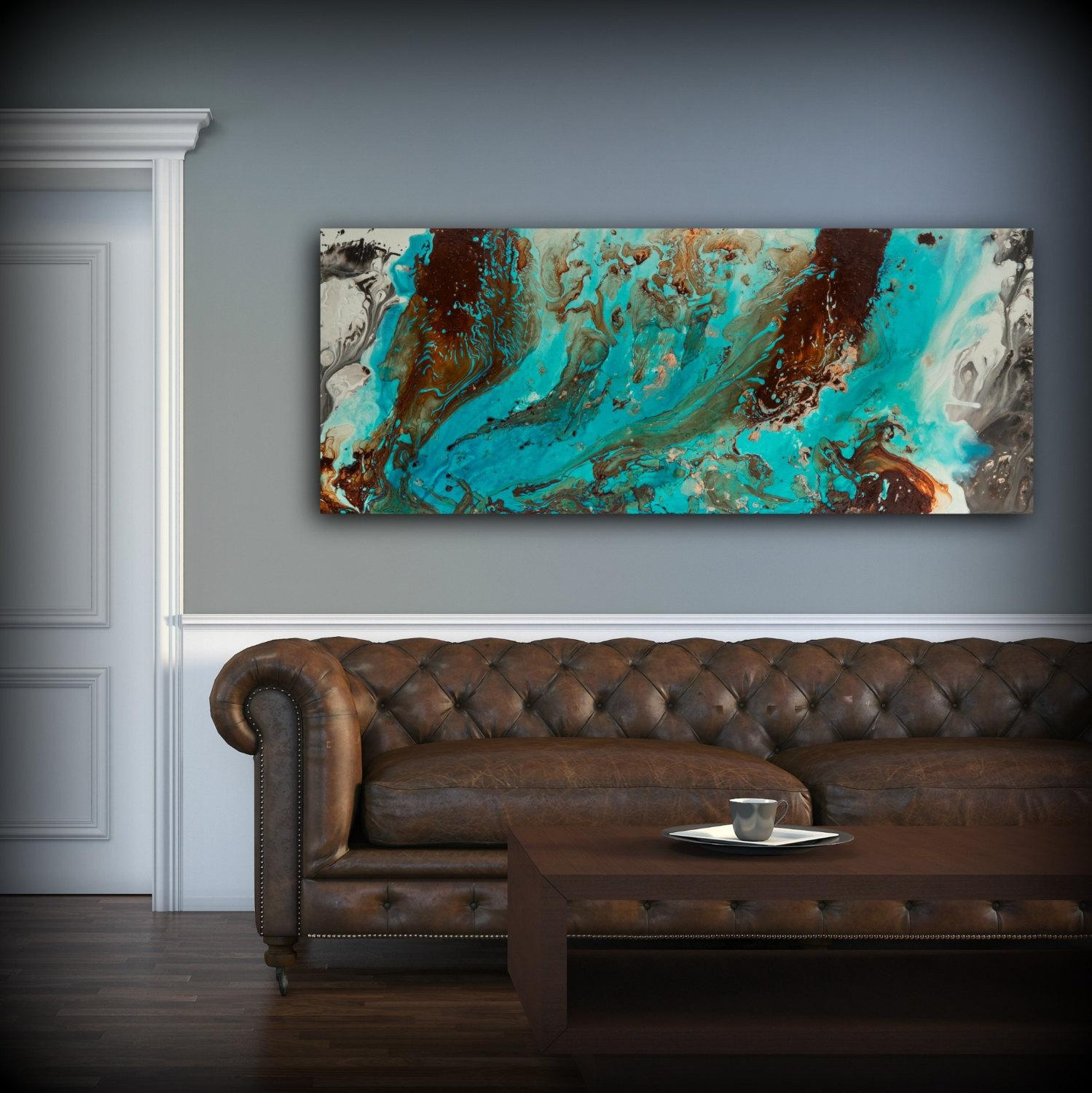 Art Decor 20 Top Brown And Turquoise Wall Art Wall Art Ideas